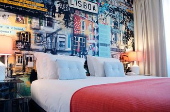 The ART INN Lisbon, Hotell i Lissabon