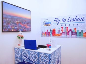 Hostel Fly to Lisbon, Hotell i Lissabon