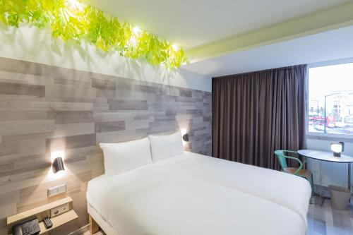 Ibis Styles Lisboa Centro Marques de Pombal, Hotell i Lissabon