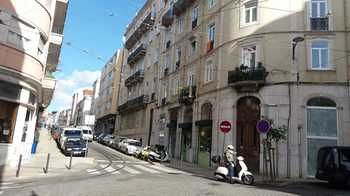 Private Accommodation Hostel, Hotell i Lissabon