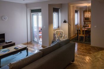 Apartment in Graça 82, Hotell i Lissabon