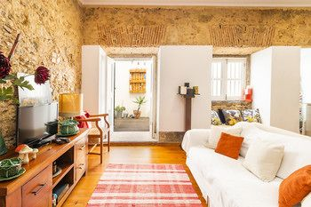 Downtown Duplex by Homing, Hotell i Lissabon