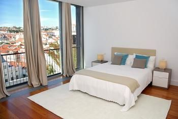 Santa Catarina Luxury Apartments by linc, Hotell i Lissabon