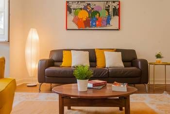 Vila Berta Apartment in a Cottage Street, Hotell i Lissabon
