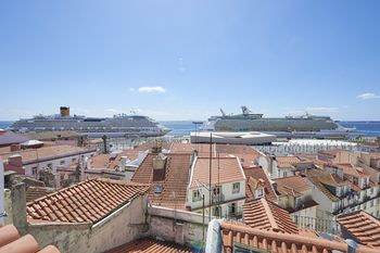 Lisbon Best Choice Apartments Alfama, Hotell i Lissabon