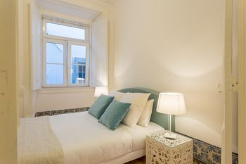 Chiado-apartment-holiday-rental-in-lisbon, Hotell i Lissabon