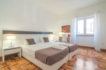 City Center Stylish Apartment, Hotell i Lissabon