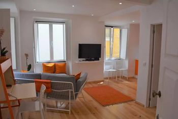 Cais do Sodré Duplex by Homing, Hotell i Lissabon