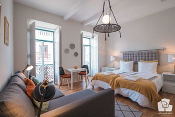 Alfama Dream Apartments, Hotell i Lissabon