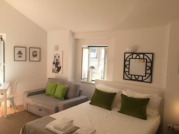 Apartments Center Alfama, Hotell i Lissabon