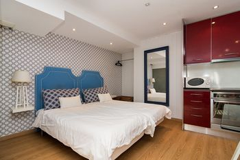 Studio in Typical Paz by Hideout, Hotell i Lissabon