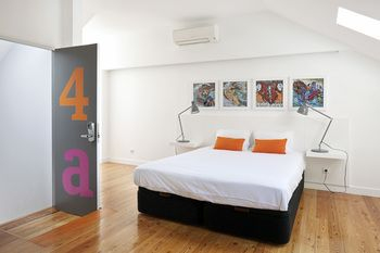 Feel Good Apartments Santos, Hotell i Lissabon