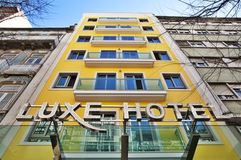 Luxe Hotel by Turim Hoteis, Hotell i Lissabon