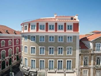 Teatro Boutique Bed & Breakfast, Hotell i Lissabon