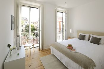 Santa Catarina Apartments by linc, Hotell i Lissabon